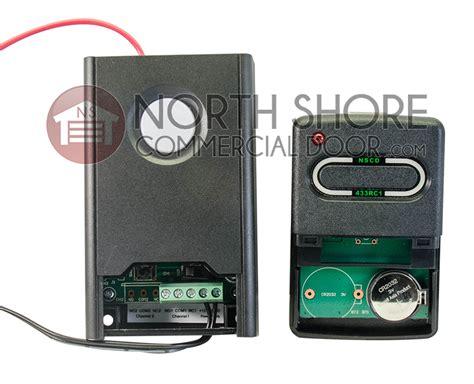 Door Opener Universal Receiver Kit by Nscd Rc 1 Universal Radio Receiver Kit