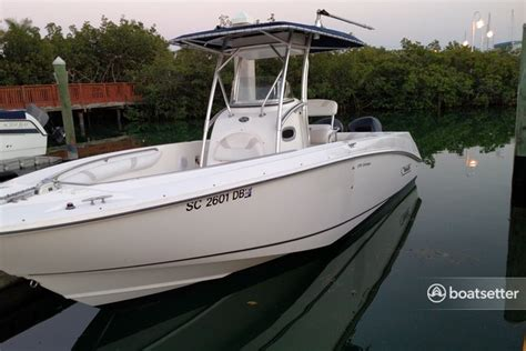 Boatsetter Insurance Policy by Rent A 2003 27 Ft Boston Whaler 270 Outrage W 2 225hp 27