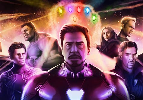 Avengers Infinity War Part One Art, Hd Movies, 4k Wallpapers, Images, Backgrounds, Photos And