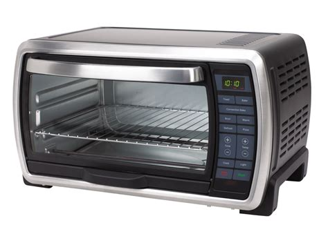 oster digital countertop oven with convection oster large capacity countertop 6 slice digital convection