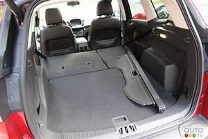 Ford Escape Coffre : photos du ford escape 2017 photo 16 de 22 auto123 ~ Melissatoandfro.com Idées de Décoration