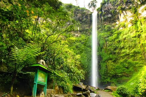 tourism place  malang east java indonesia