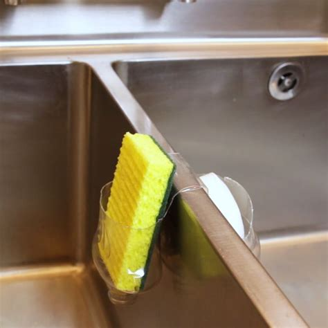 diy life hacks crafts easy upcycled sponge holder