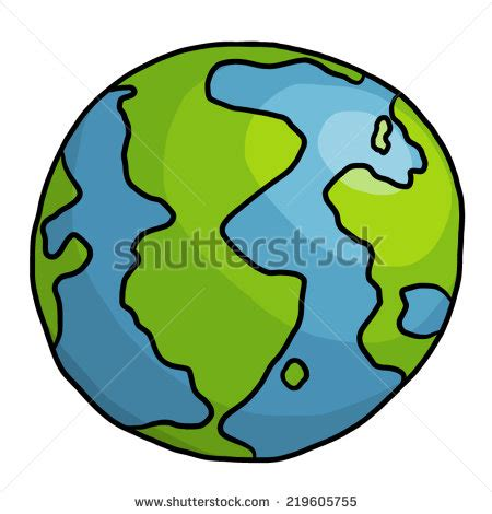 earth cartoon stock images royalty  images vectors