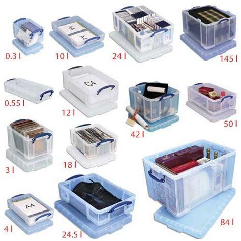 boites de rangement rub bo 206 te de rangement couvercle 4 litres rub coloris transparent