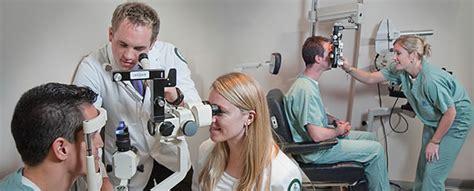nsuco doctor  optometry od program nsu