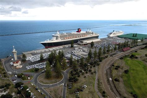Cruise Ships In South Australia - Adelaide