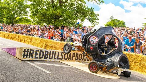 Top Crashes From Red Bull Soapbox Race Pick