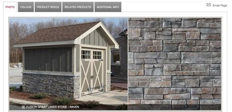 diy stone exterior  fusion stone avail  home depot exterior house colors stone veneer