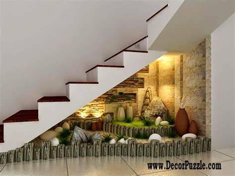 entrance room furniture innovative stairs ideas and storage solutions