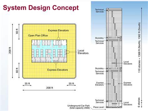 Fileworld Trade Center Building Design  Floor