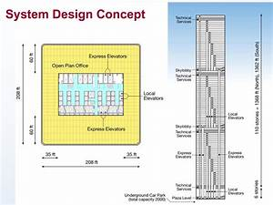 9 11 research the towers39 design for Twin towers how many floors