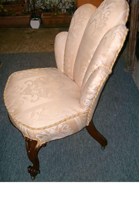 sold shell nursing chair