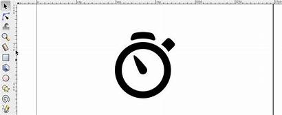 Icon Font Nice Inkscape Designforfounders