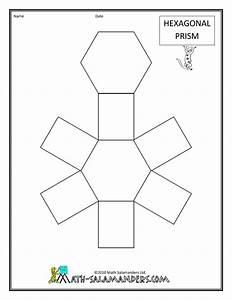 geometric drawings for math draw net regular hexagonal With geometry net templates