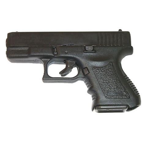 materiel cuisine discount pistolet de défense bruni mini gap 9mm mod réplique glock