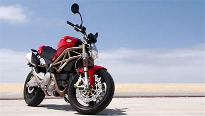 Bike Ducati Motorcycle Wallpapers Monster Beach Ultra