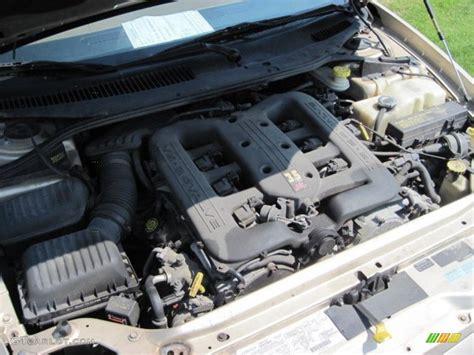 3 5 Chrysler Engine by 2000 Chrysler Lhs Standard Lhs Model 3 5 Liter Sohc 24