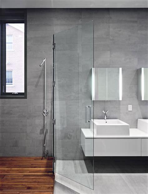 modern bathroom shower grey bathroom ideas for clean urban house styles traba homes