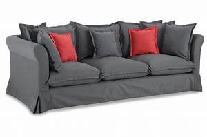 3er Sofa Grau : stolmar 3er sofa luisa grau sofas zum halben preis ~ Pilothousefishingboats.com Haus und Dekorationen