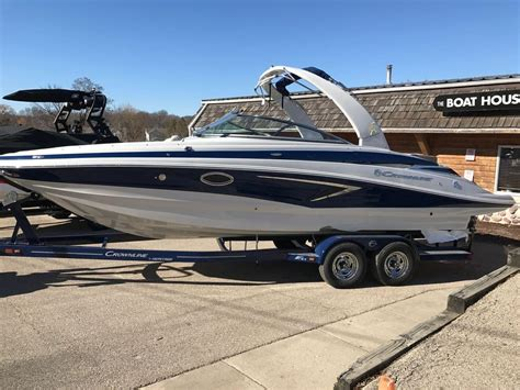 Crownline Boats Reviews by Crownline 270 Br Smile Maker Boats
