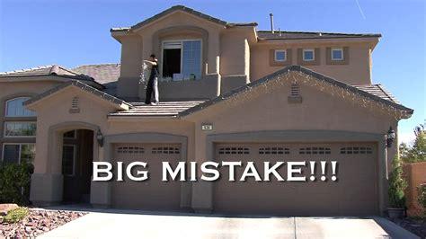 mishap falling roof