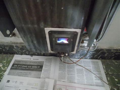 calefactor eskabe tiro balanceado se apaga yoreparo