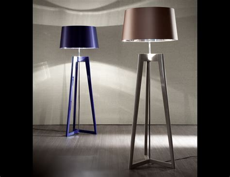 Nella Vetrina Constantini Bon Ton Designer Wood Floor lamp