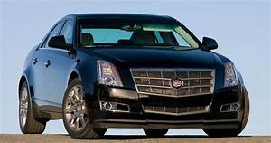 Power Vehicle  Modified Car   Cadillac Cts  2008