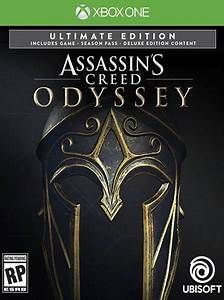 Buy Assassin's Creed Odyssey Ultimate Edition - Xbox One ...