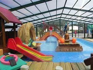camping avec pataugeoire ludique les sables d39olonne With camping a vannes avec piscine couverte