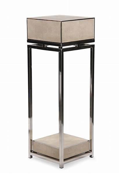 Furniture Steel Luxury Stingray Polished Pillar Stainless