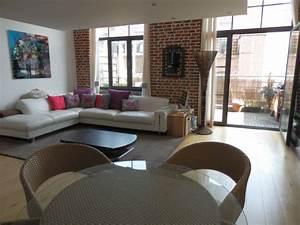 Appartement Lille Achat : appartement sur lille lille vauban loft avec terrasse ~ Dallasstarsshop.com Idées de Décoration