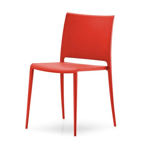 chaise en polypropylène 700 chaise pedrali de métal et polypropylène
