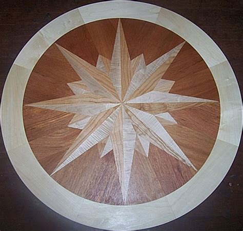 wood floor medallions wood flooring medallions inlay