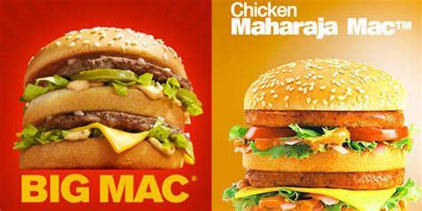 fast cuisine big mac on foreign language and culture fluent in foreign business