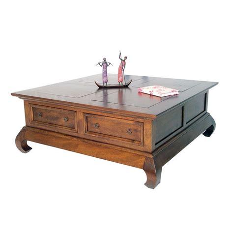 table basse carree a tiroirs ezooq