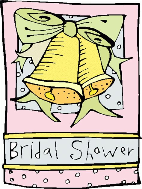 bridal shower clip free clip bridal shower