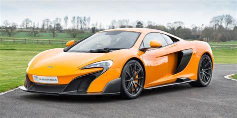 McLaren 675LT ClubSport for sale Alastair Bols McLaren ...