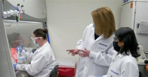 Female scientists at forefront of COVID vaccine effort ...