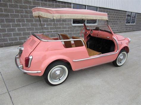 Fiat Jolly For Sale by 1961 Fiat Jolly Runabout Classic Fiat Jolly 1961 For Sale