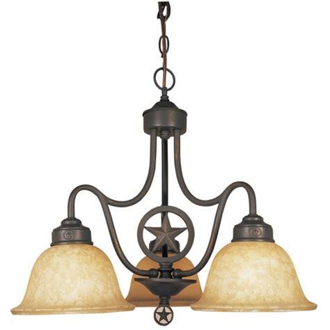 zoomed portfolio  light texas star bronze chandelier