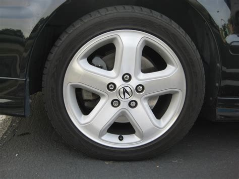 Sold Oem 2002 Acura Tl Type S Wheels
