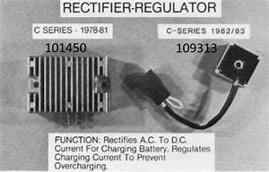 Regulator Rectifier Kohler Large 15 Amp 101450  U0026 109313