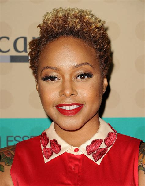 chrisette michele short hairstyles hairstyle for women man