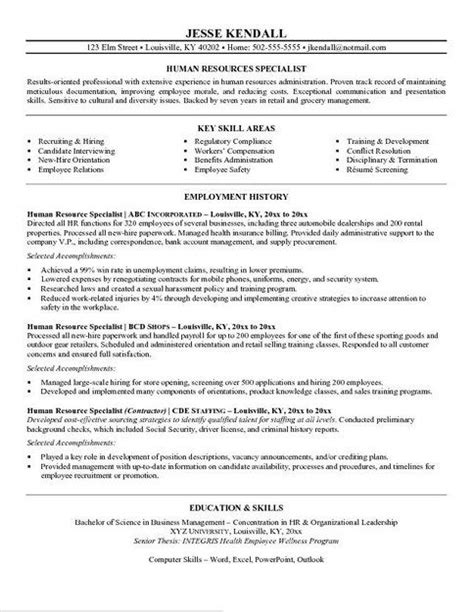 Human Services Resume Template by Human Services Resume Objective Sles Resume Objective