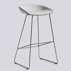 Hay About A Stool : about a stool by hay ref aas39 steel base seat in fabric upholstered seat hee welling hay ~ Yasmunasinghe.com Haus und Dekorationen