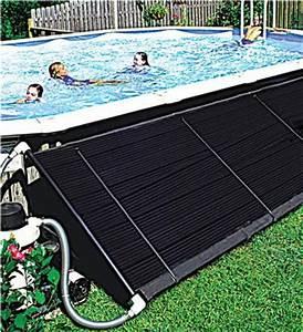 chauffage piscine solaire so piscine With installation chauffage solaire piscine
