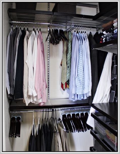 elfa closet system home design ideas
