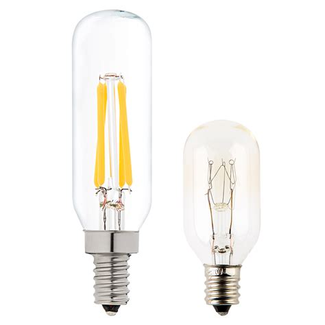 t8 led filament bulb 40 watt equivalent candelabra led